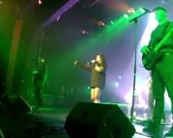 Jessica Parish Live Hesischer Rock/pop Preis (mitschnitt)