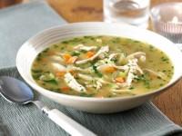 Домашна пилешка супа